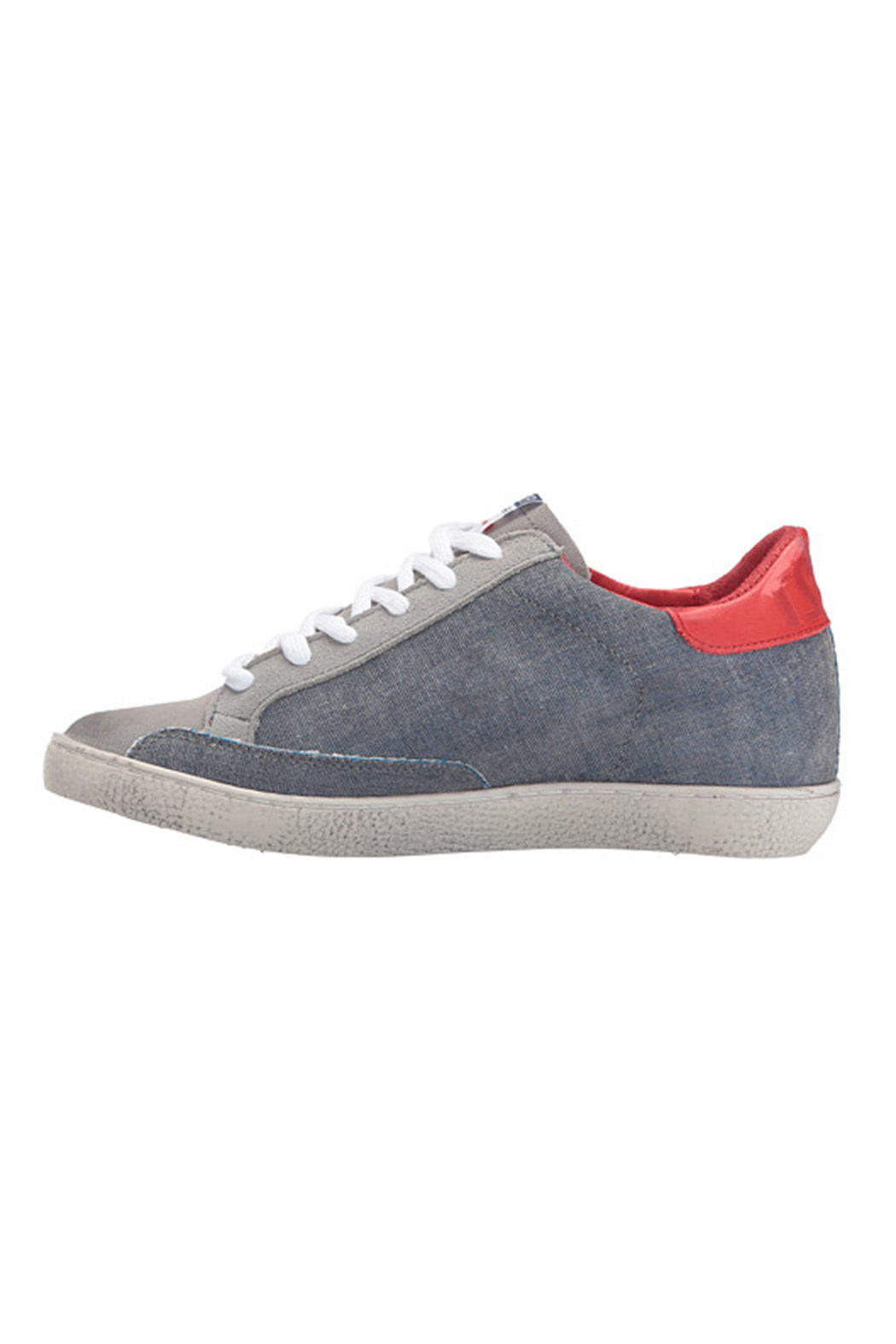Freebird by Steven Steven Low Top Sneakers - Front Full Image