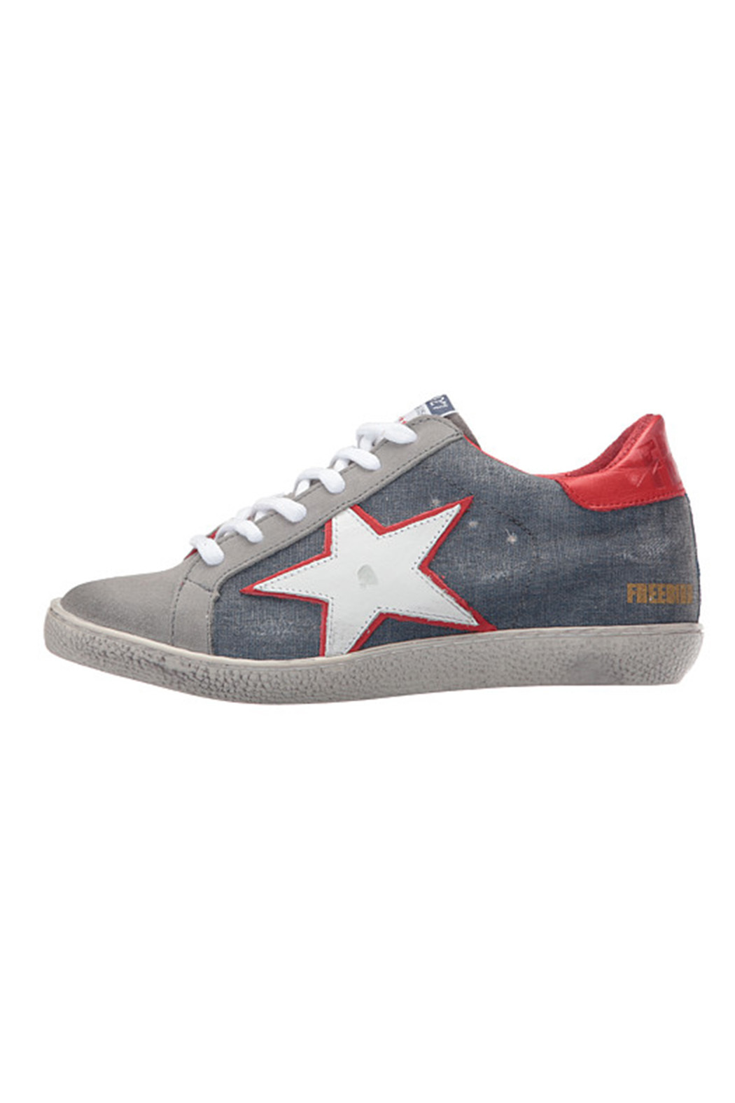 Freebird by Steven Steven Low Top Sneakers - Front Cropped Image