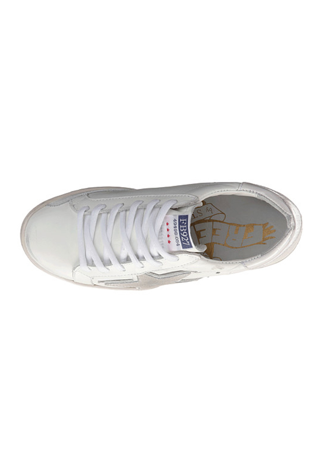 Freebird by Steven Steven Low Top Sneakers - Back Cropped Image