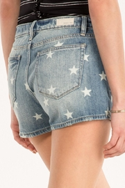 Miss Me Freedom Stars Midrise-Shorts - Other