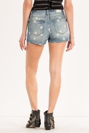 Miss Me Freedom Stars Midrise-Shorts - Side cropped