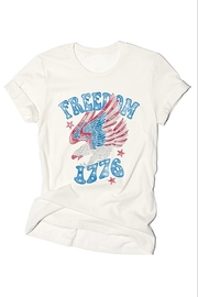 BELLA II CLOSET Freedom Tee Shirt - Product Mini Image