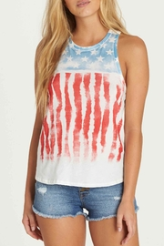 Billabong Freedom Tiedye Tank - Product Mini Image