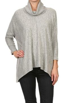 Freeloader Cowl Neck Sweater - Product List Image