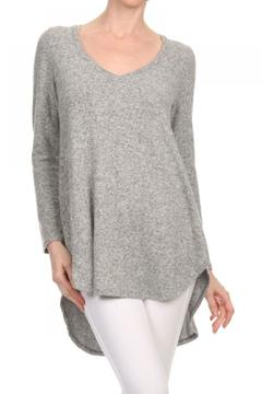 Shoptiques Product: Cozy Jersey Tunic