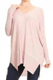 Freeloader Knit Oversized Sweater - Product Mini Image