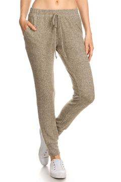 Shoptiques Product: Peppered Slim Joggers
