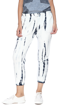 Freeloader Tie Dye Capri Jogger - Product List Image