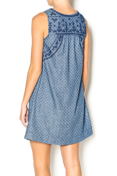 Freeway Apparel Chambray Tunic Dress - Alternate List Image