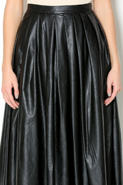Freeway Faux Leather Skirt - Other