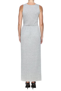 Shoptiques Product: Grey Knit Maxi