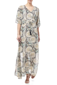 Shoptiques Product: Print Maxi Dress