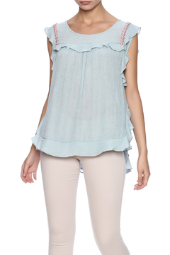 Shoptiques Product: Sleeveless Chic Top