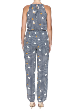 Shoptiques Product: Striped Jumpsuit