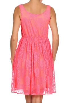 Shoptiques Product: Pretty In Pink Dress