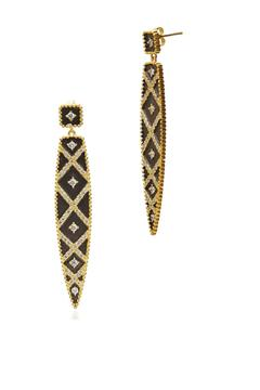 Freida Rothman  Geometric Spear Earring - Alternate List Image
