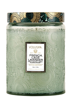 Voluspa French Cade Lavender Candle - Product List Image
