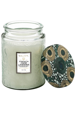 Shoptiques Product: French Cade Lavender Large Jar Candle