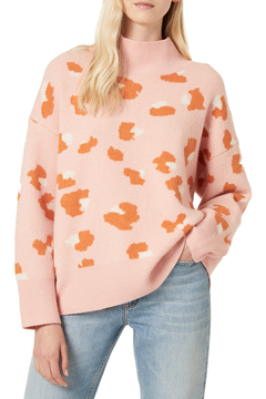 French Connection FRENCH CONNECTION LEOPARD SWEATER - Product List Image