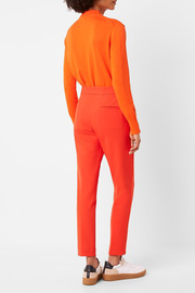 French Connection FRENCH CONNECTION TAILORED TROUSER - Back cropped
