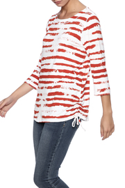 French Dressing Jeans Cloud Stripe Top - Product Mini Image