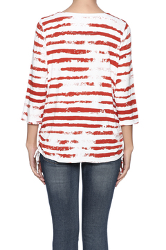 French Dressing Jeans Cloud Stripe Top - Alternate List Image