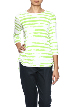 French Dressing Jeans Cloud Stripe Top - Product List Image