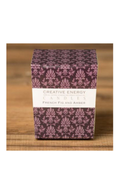 Creative Energy Candles French Fig  Lotion Candle - Alternate List Image