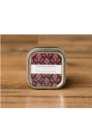 Creative Energy Candles French Fig  Lotion Small Tin - Front cropped
