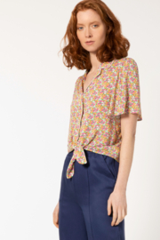 FRNCH French-Inspired  Tie-Shirt - Product Mini Image
