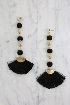 Shoptiques Product: French Maid Earrings