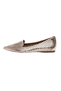 Shoptiques Product: Gold Perforated Flats