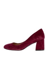 French Sole Trance Suede Pump - Product Mini Image