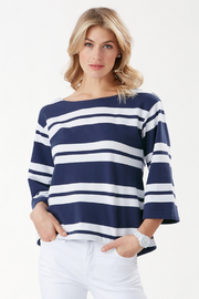 Tommy Bahama French Terrace Bell-Sleeve Popover - Product Mini Image
