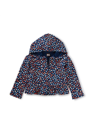 Tea Collection French Terry Baby Zip Hoodie - Product Mini Image