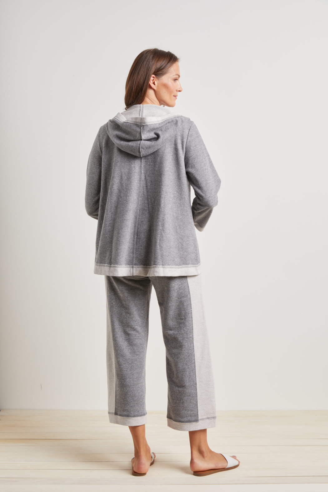 Habitat  French Terry Hoodie - Front Full Image