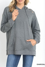 Jodifl French Terry Hoodie - Product Mini Image