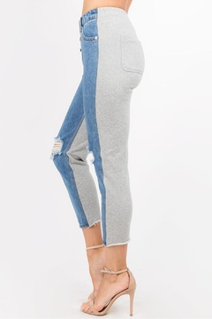 Shoptiques Product: French Terry Jeans