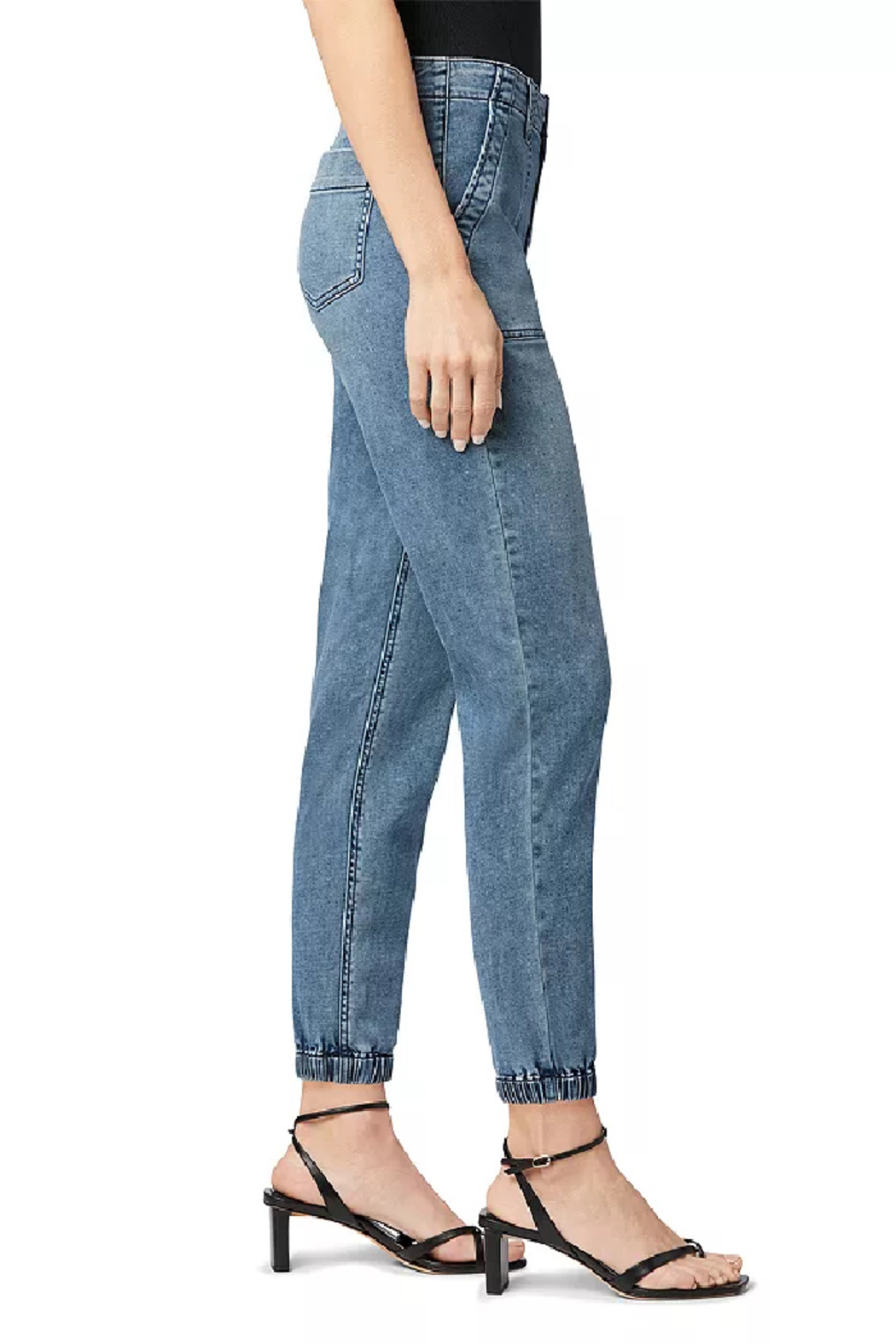 Joe's Jeans French Terry Jogger - Side Cropped Image