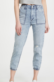 Joe's Jeans French Terry Jogger Iris - Front cropped