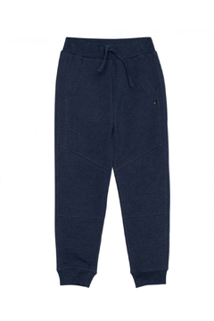 Shoptiques Product: French Terry Jogger Pants - Peacoat