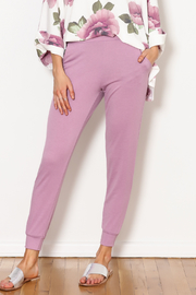 Adrienne French Terry Jogger - Product Mini Image