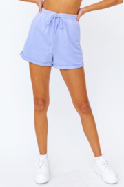 Le Lis French Terry Lounge Short - Product Mini Image