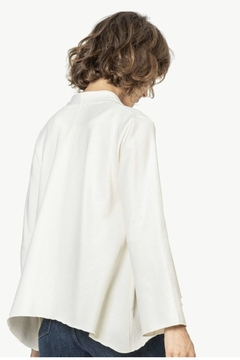 Lilla P French Terry Open Cardigan - Alternate List Image