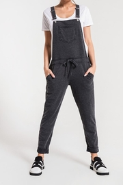 z supply French Terry Overalls - Product Mini Image