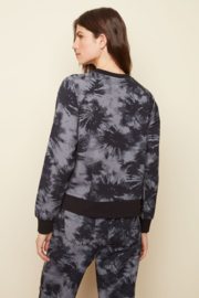Charlie B. French Terry Printed Top - Side cropped