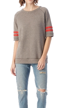 Alternative Apparel French Terry Pullover - Alternate List Image