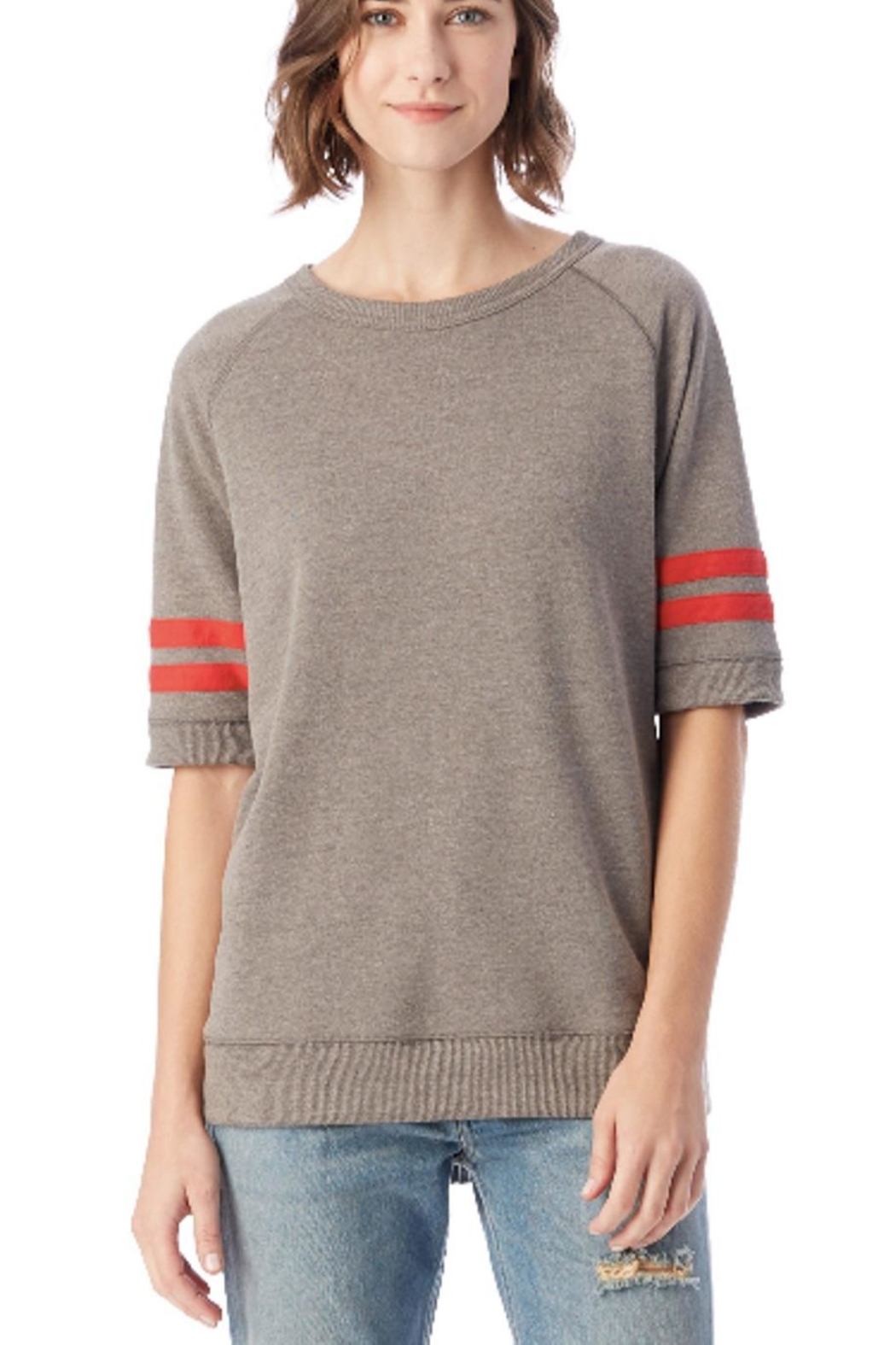 Alternative Apparel French Terry Pullover - Main Image