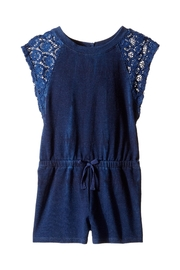 Splendid French Terry Romper - Front cropped