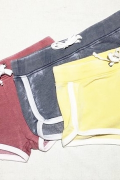 Ocean Drive French Terry Shorts - Alternate List Image